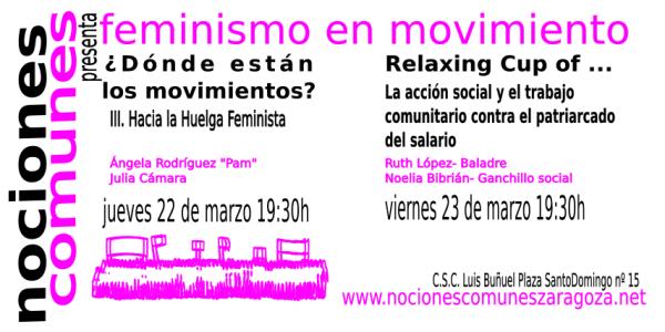 movimientos feminismo