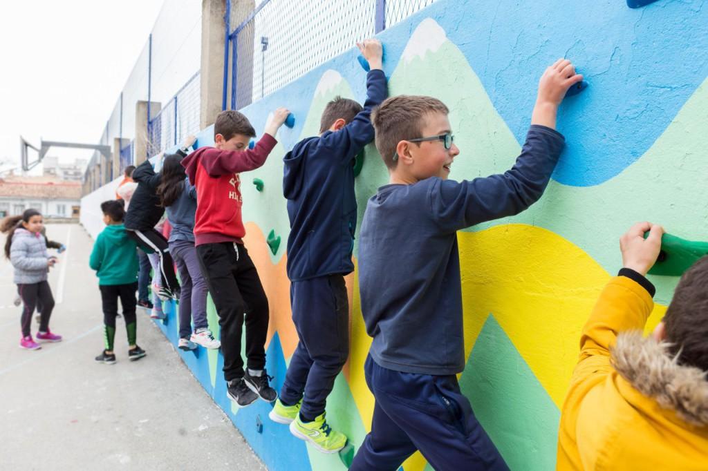 Las federaciones de asociaciones de estudiantes de secundaria celebran en Aragón el Día Escolar por la Paz con diferentes actividades