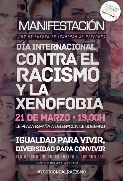 plataforma contra el racismo