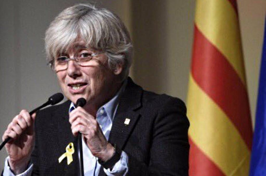 La justicia escocesa deja en libertad con medidas cautelares a Clara Ponsatí, consellera en el exilio