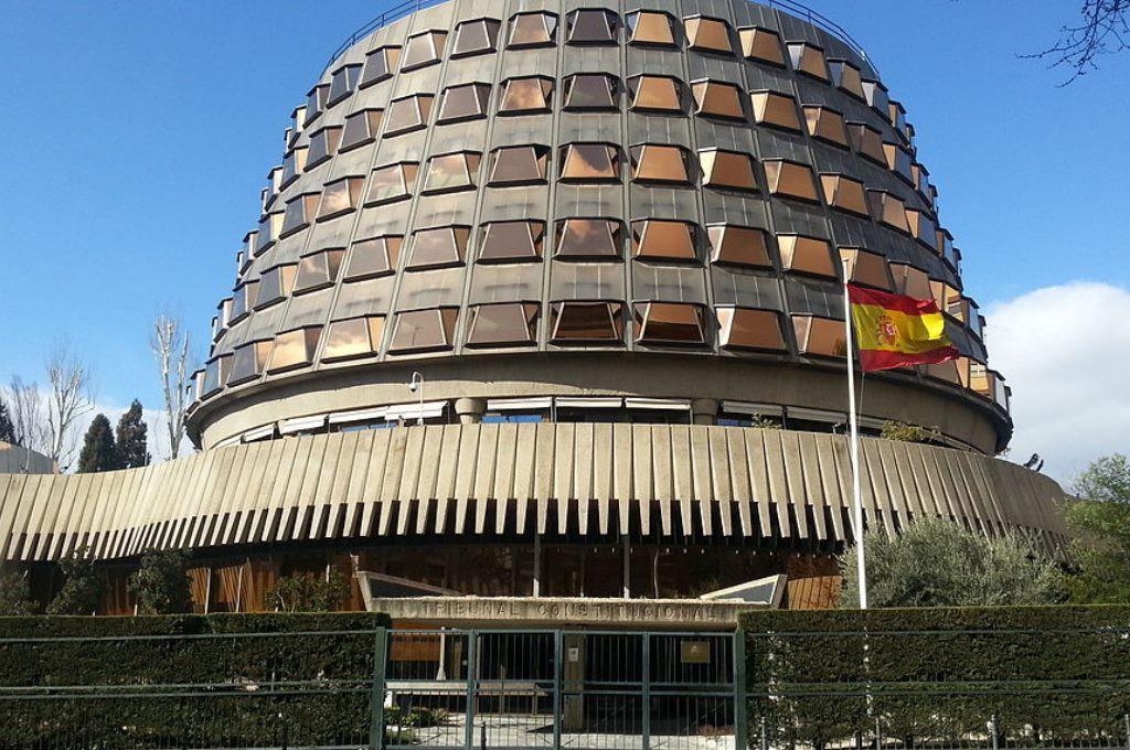 El Tribunal Constitucional declara nulo el artículo 14 de la Ley de Capitalidad