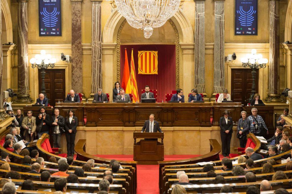 Jordi Turull tendrá que esperar al sábado para saber si se convierte en el nuevo President de la Generalitat
