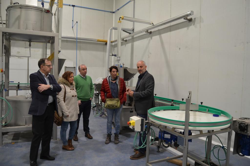 La conservera de Gardeniers-Atades en Mercazaragoza impulsada creará 17 puestos de trabajo