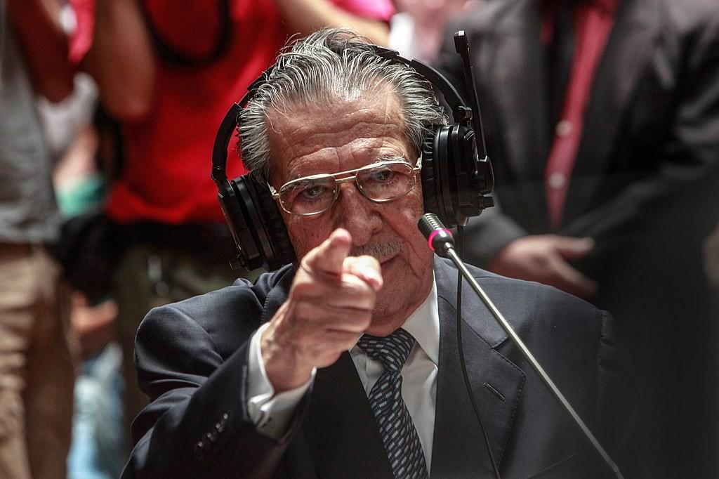 Fallece el dictador guatemalteco Ríos Montt a los 91 años en su casa