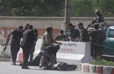 Daesh asume la autoría del doble ataque en Kabul con al menos 25 personas muertas, entre ellas 9 periodistas