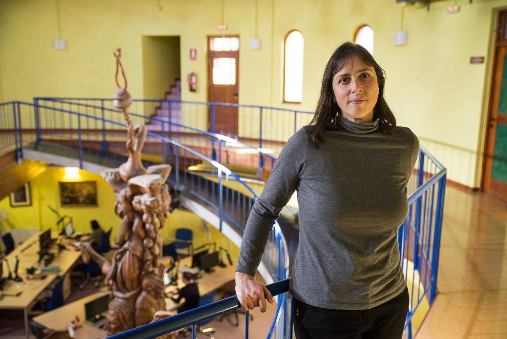 """Alicia Valero: """"En un planeta finito y vulnerable hay que repensar la forma en la que consumimos"""""""