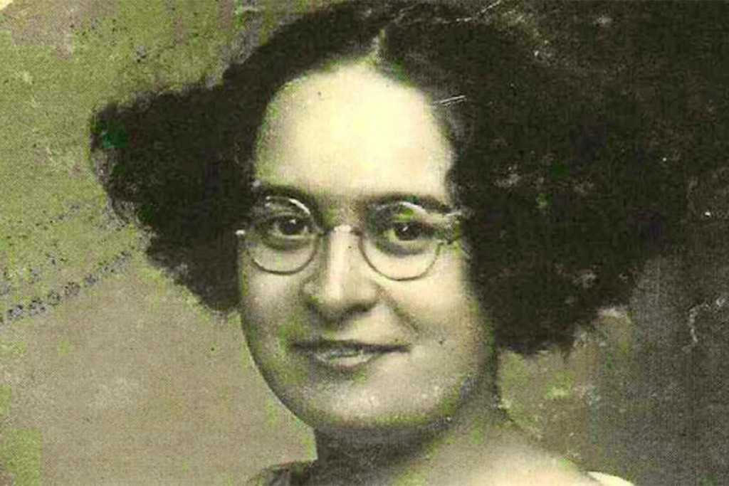 CHA propone conmemorar el 50 aniversario de la muerte de la médica y escritora zaragozana Amparo Poch