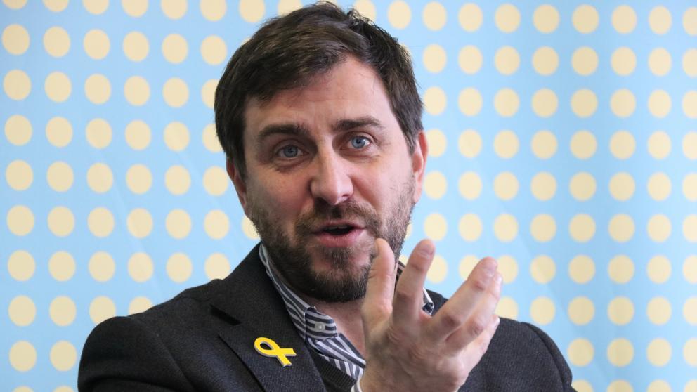 La Mesa del Parlament aprueba el voto delegado de Comín que ayudaría a desbloquear la investidura