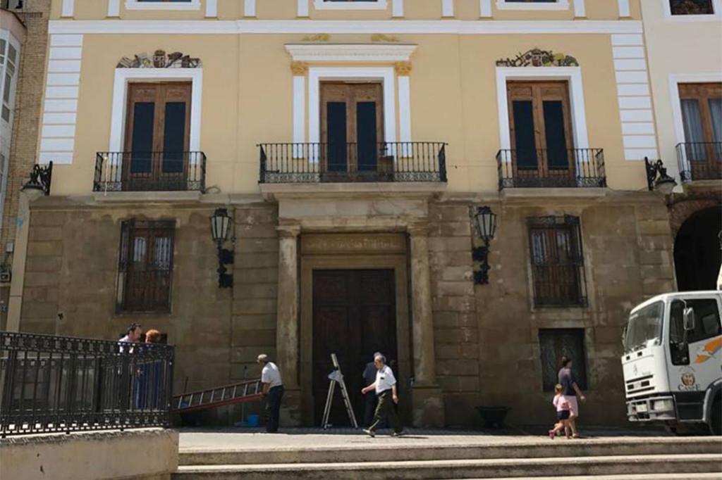 La Cámara de Cuentas de Aragón detecta «numerosas irregularidades» en el Ayuntamiento de Casp