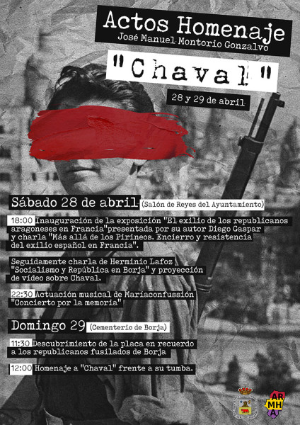 BORJA Cartel_Chaval