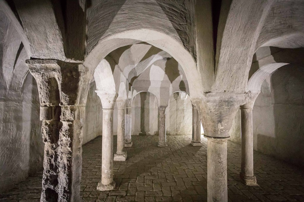 Los Baños Judíos se incorporan al patrimonio histórico y cultural del Ayuntamiento de Zaragoza