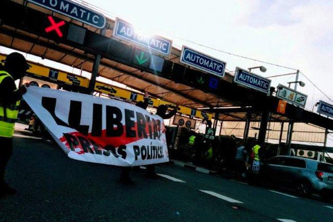 El soberanismo catalán y la izquierda condenan las operaciones policiales contra los CDR