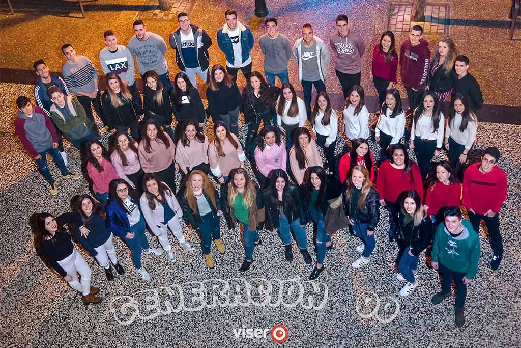 Ocho proyectos sociales diseñados por 50 chicos y chicas de la 'Generación 2000' del barrio de Casetas