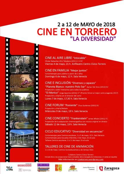 Ciclo de cine Torrero