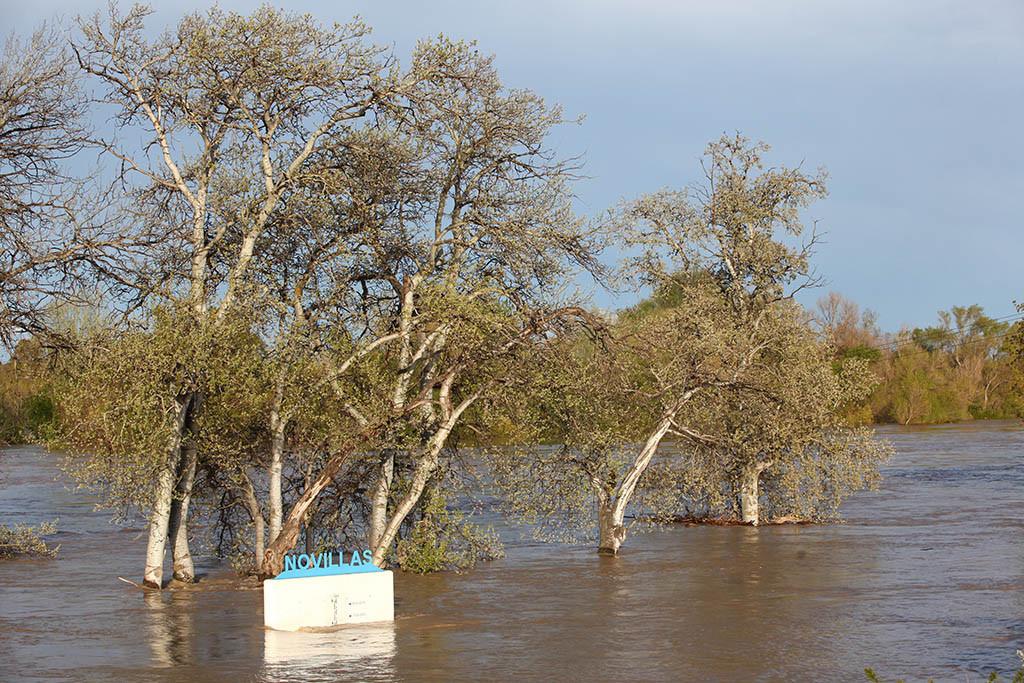 Medidas urgentes para reparar daños y pérdidas por los desbordamientos en 54 municipios de Aragón