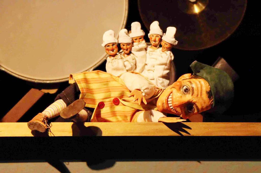"""Alauda Teatro presenta """"Cristóbal Purchinela"""", títeres de cachiporra que reflejan la realidad más actual"""