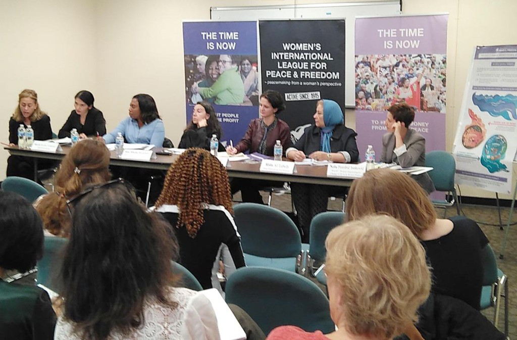 Las organizaciones de mujeres que trabajan por la paz y los Derechos Humanos centran un curso en el Campus de Uesca