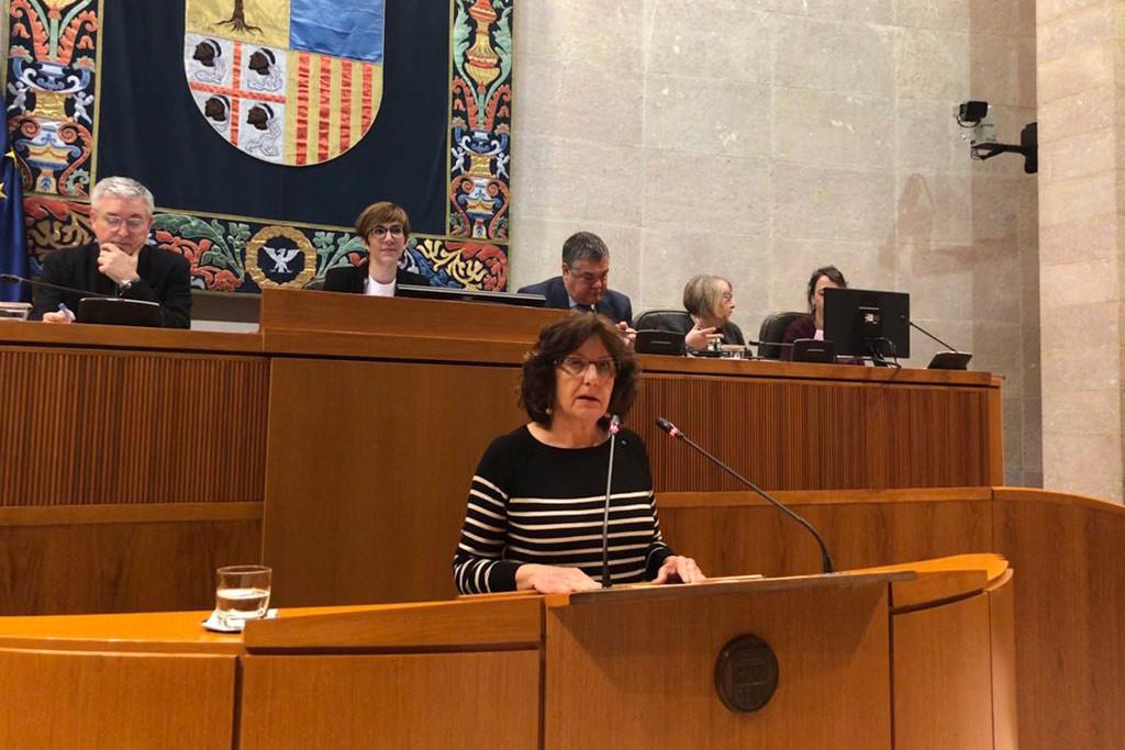 Las Cortes de Aragón aprueban por unanimidad tramitar la Ley de Igualdad LGTBI