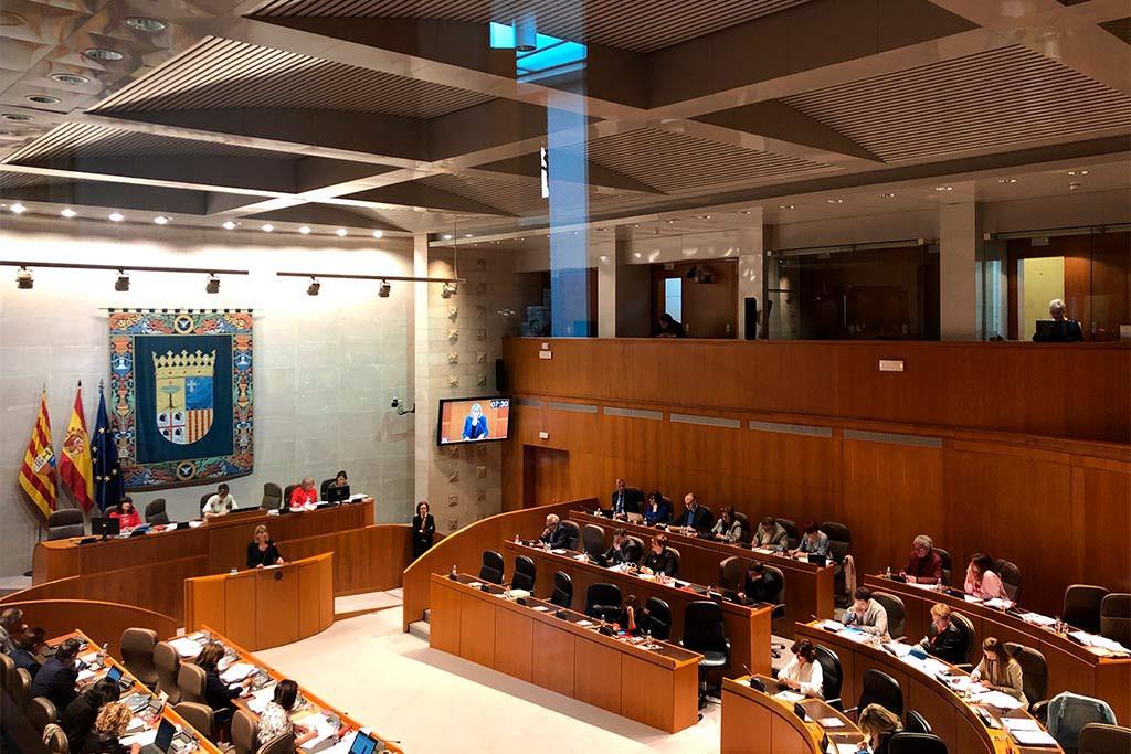 Las Cortes de Aragón aprueban la Ley Trans