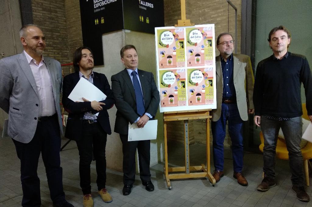 Más de cien expositores inundarán de libros el paseo Independencia de Zaragoza en el Día del Libro