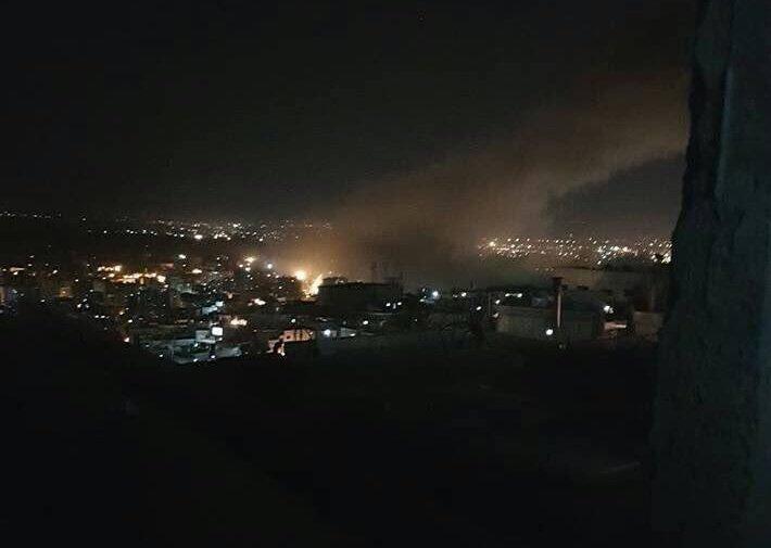 Estados Unidos, con el apoyo de los gobiernos de Londres y París, bombardea Siria