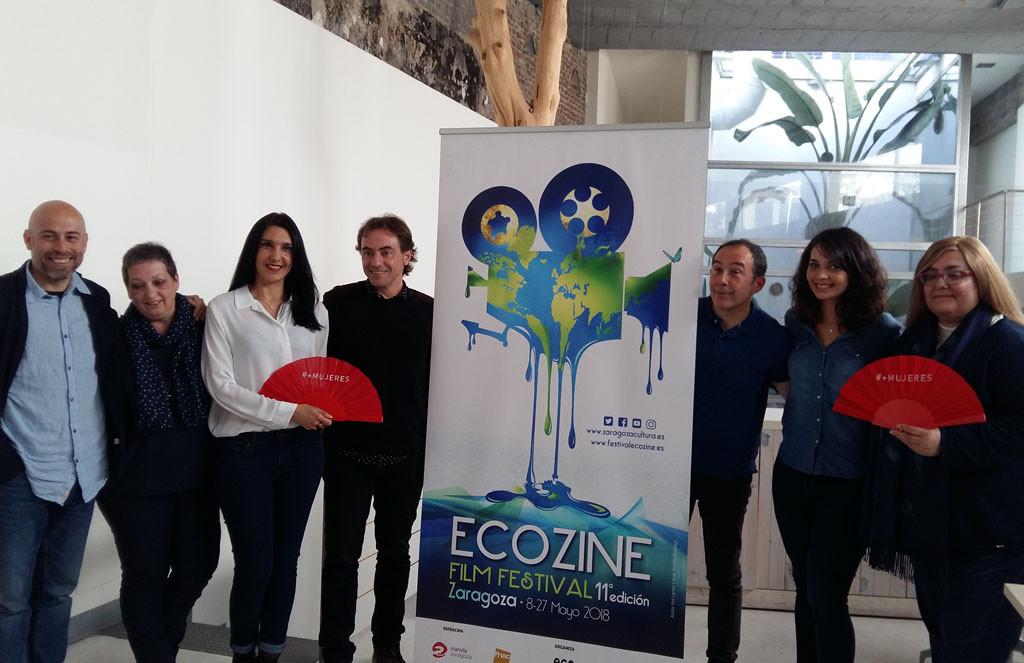 La úndecima edición de Ecozine se celebrará del 8 al 27 de mayo