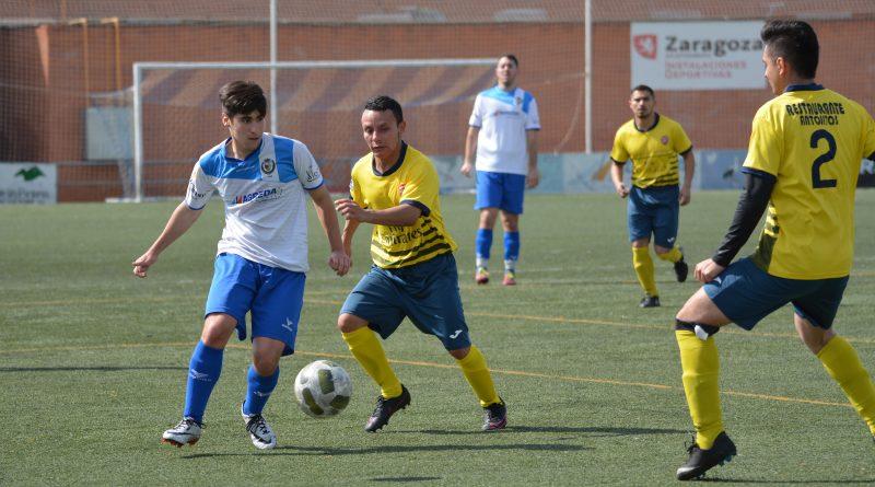 Zaragoza Deporte invertirá 350.000 euros en un nuevo edificio de vestuarios en el Campo Municipal de Fútbol de Santa Isabel