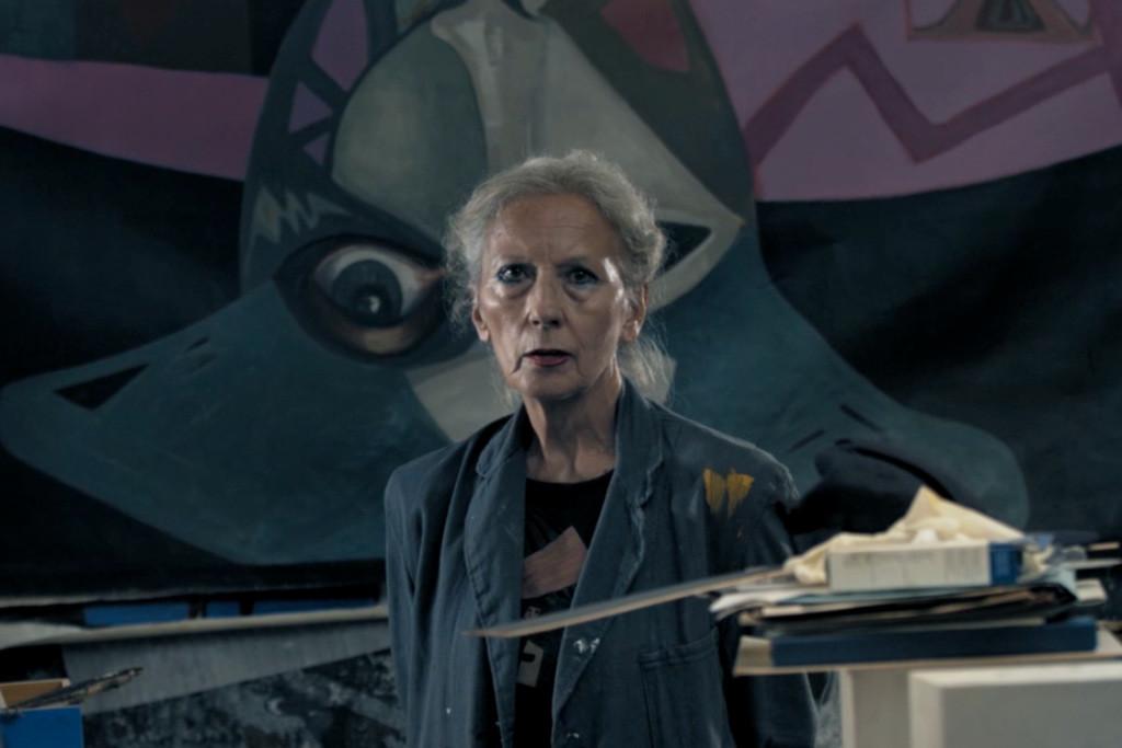 'Carrasca', el documental sobre Teresa Ramón, se estrenará en el Festival de Cine de Uesca