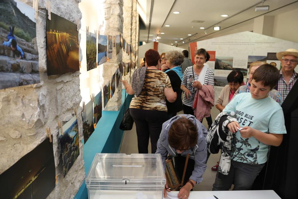 El II Concurso Fotográfico Mequinensa supera las cifras de la primera edición