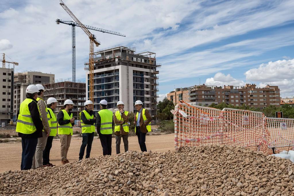 Zaragoza construirá 90 viviendas de la mano de cooperativas en Arrabal, Casco Histórico y avenida Cataluña
