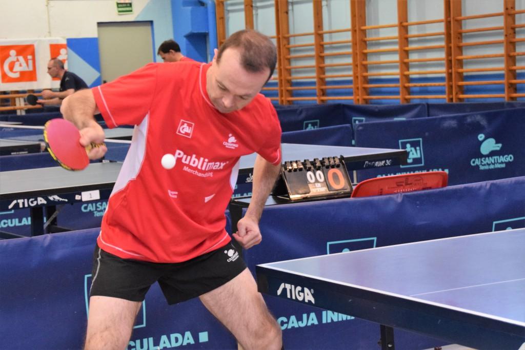 CN Helios y Publimax de tenis de mesa se la juegan este fin de semana