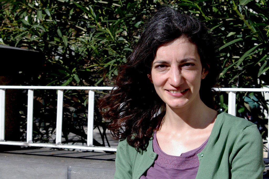 """Meral Çiçek: """"Las YPJ no cayeron del cielo, hay mucho trabajo previo"""""""