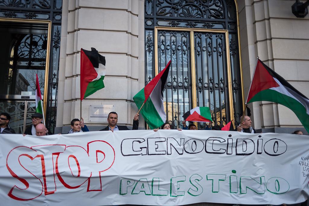 1948-2018: 70 años de la ocupación de Palestina
