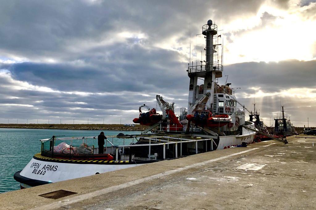 «Volveremos al mar»: la justicia italiana levanta el embargo al Open Arms