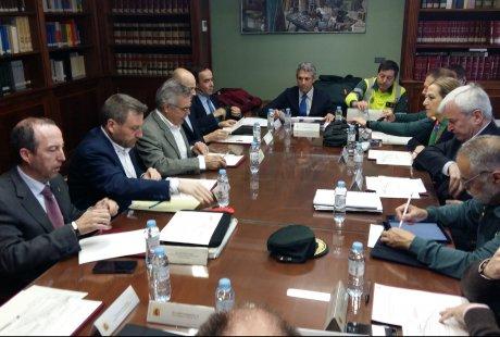 El Gobierno de Aragón incrementa las medidas de seguridad en la A-132 ante el corte de Monrepós