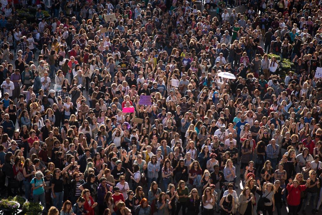 Zaragoza acoge el I Encuentro Estatal de Mujeres Vecinales