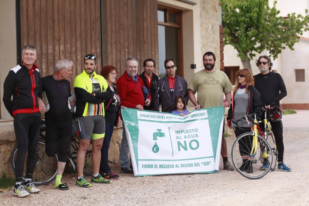 RAPA celebra el Diya d'Aragón en Favara como ejemplo de gestión eficaz de los recursos públicos en depuración de aguas
