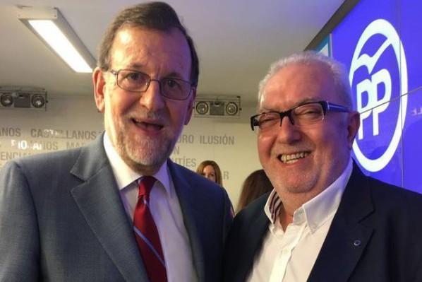 ¿Vinculará Rivera su apoyo a los presupuestos de Rajoy con el cese del senador Agramunt?