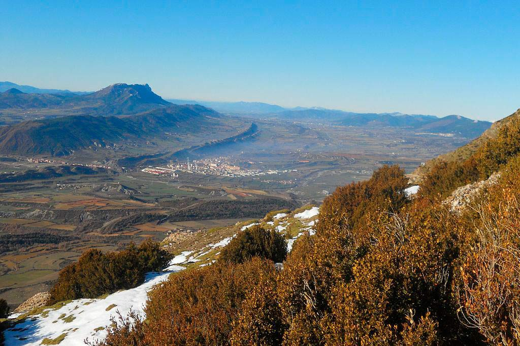 CHA registra una propuesta para que Sobrarbe se sume a la reivindicación del Paisaje Protegido de Santa Orosia y Sobrepuerto
