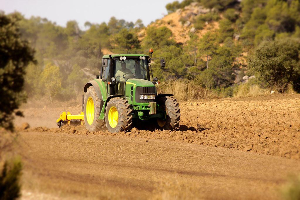 'Enveja del tractor'