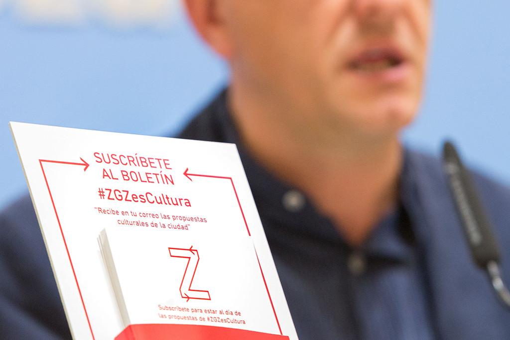 Zaragoza impulsa una estrategia digital para mejorar la comunicación y la accesibilidad de la cultura