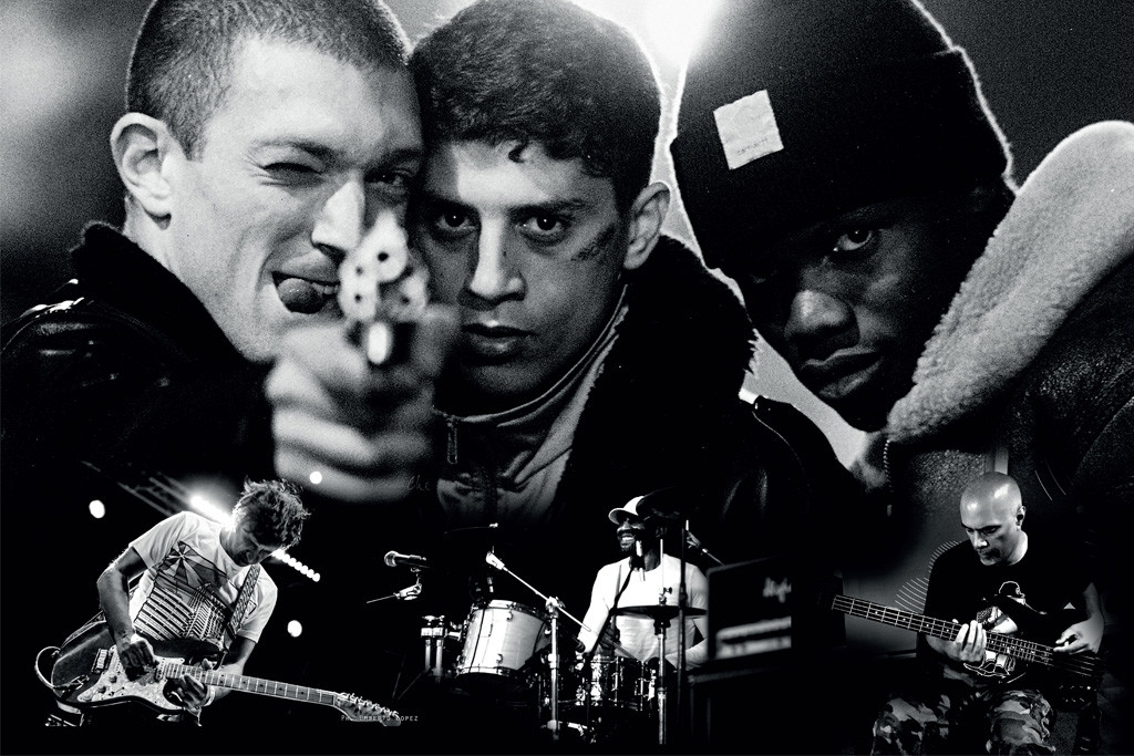 Asian Dub Foundation pone la banda sonora a 'El Odio': furia contra la opresión