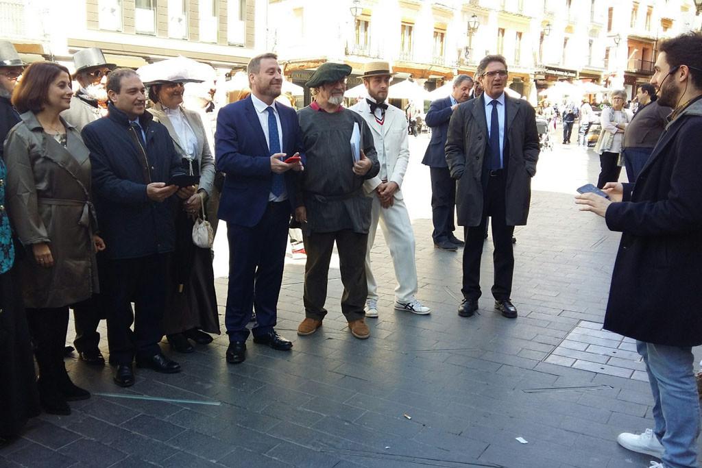 Turismo inteligente, experiencia piloto para conocer el Modernismo de Teruel