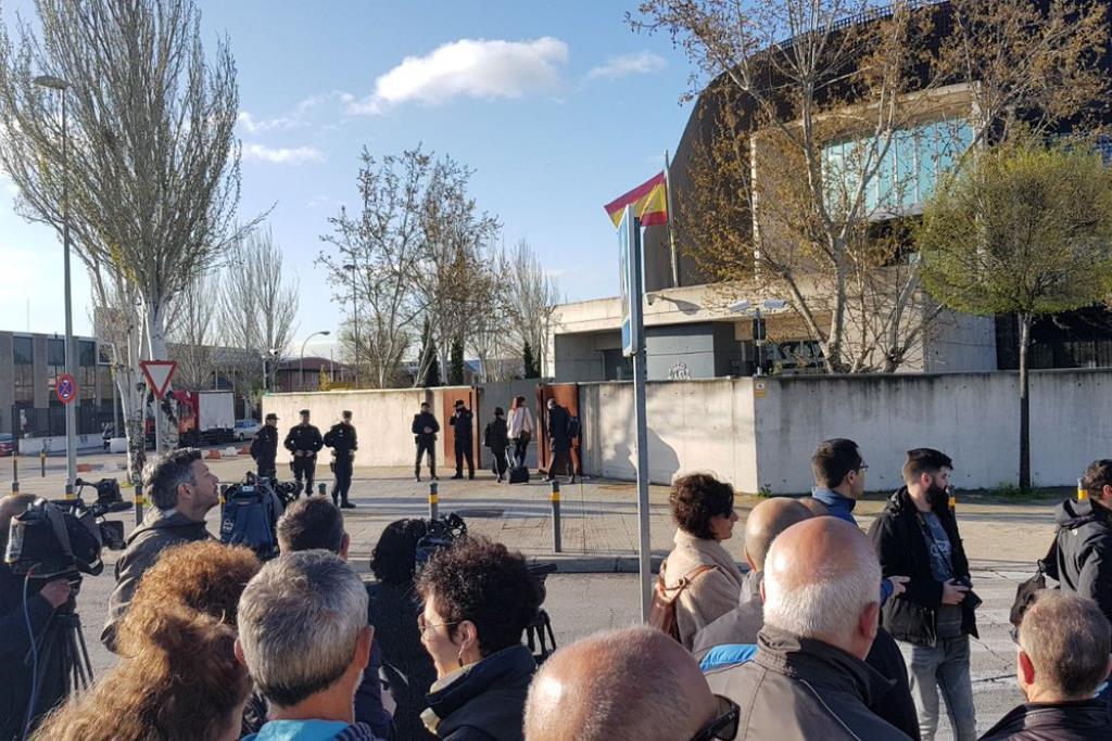 Contradicciones y lagunas de memoria en la declaración de los Guardia Civiles en el caso de Altsasu
