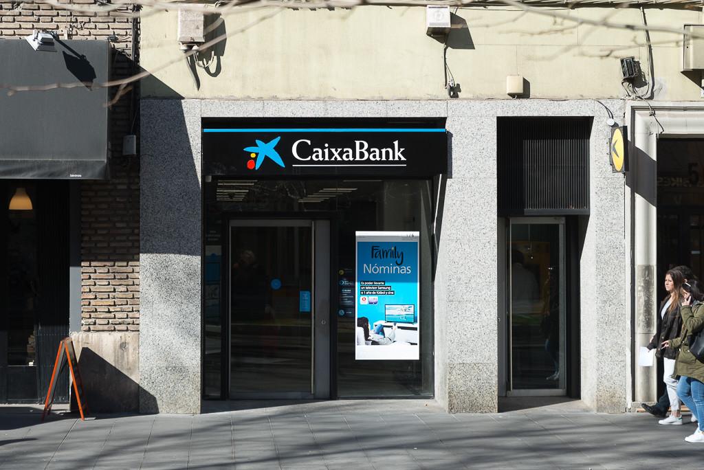 La Audiencia Nacional española investigará a CaixaBank por un posible delito de blanqueo de capitales