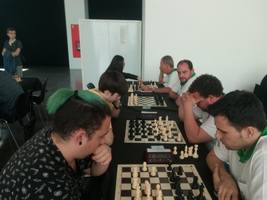 El Baix Segre de Mequinensa noveno en la final de la Copa Catalana de Ajedrez en categoría preferente