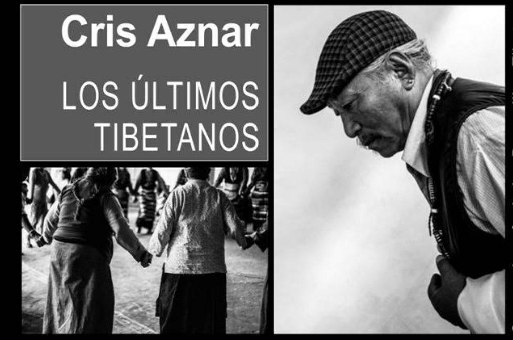 """Cris Aznar expone """"Los Últimos Tibetanos"""", el retrato de un asentamiento de más de 13.000 habitantes"""