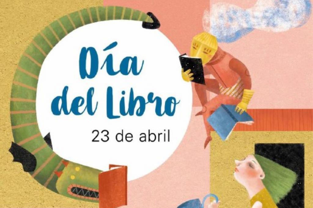 Toda la programación municipal con motivo de un Día del Libro que empezará con un recital de poesía en Capitanía