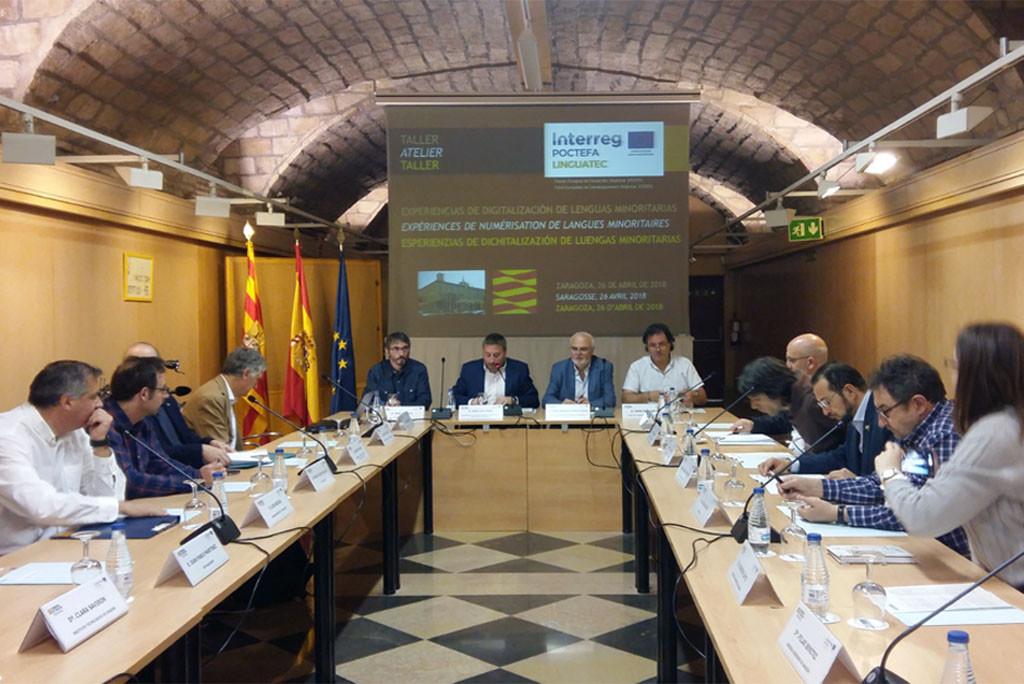 Un diccionario y un traductor digital para el aragonés