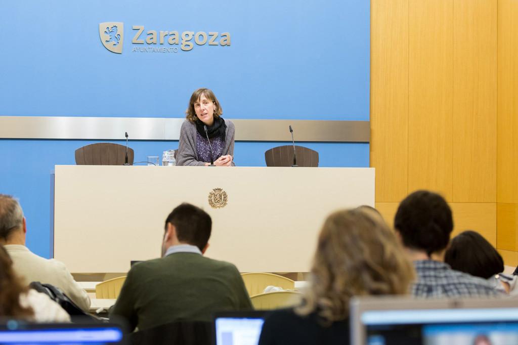 Zaragoza probará a lo largo de 2018 cinco modelos de autobuses eléctricos